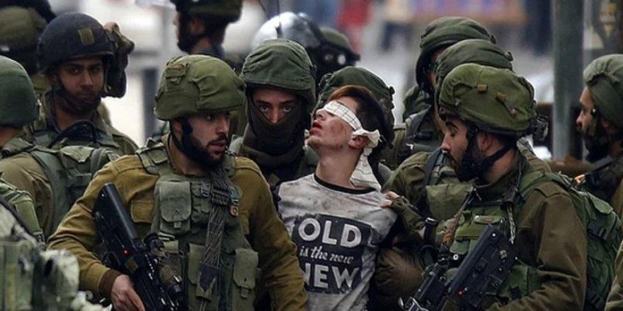 İsrail'de 13 yaşındaki Filistinli çocuğa 3 yıl hapis cezası verildi
