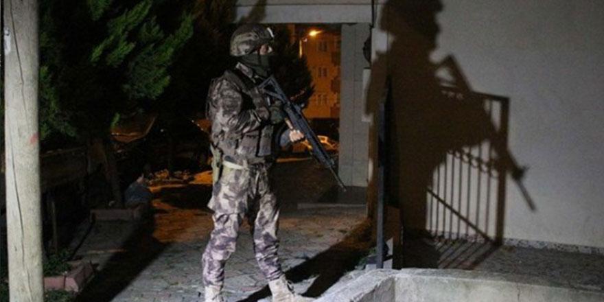 İstanbul merkezli 12 ilde DHKP-C operasyonu: 93 gözaltı