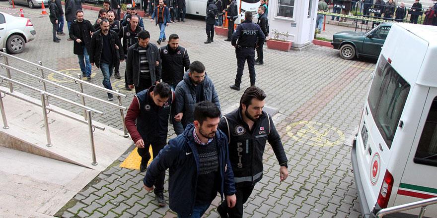 İstanbul merkezli FETÖ operasyonu: 84 gözaltı
