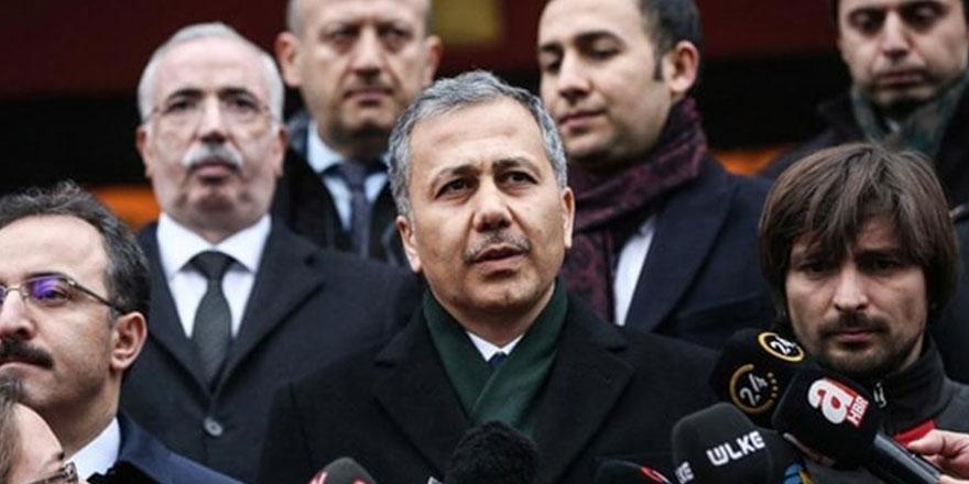 İstanbul Valiliği gönderilen Suriyeli sayısını açıkladı