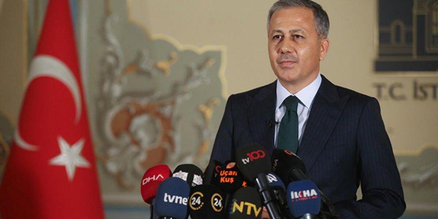 İstanbul Valisi Ali Yerlikaya kademeli mesai saatlerini açıkladı