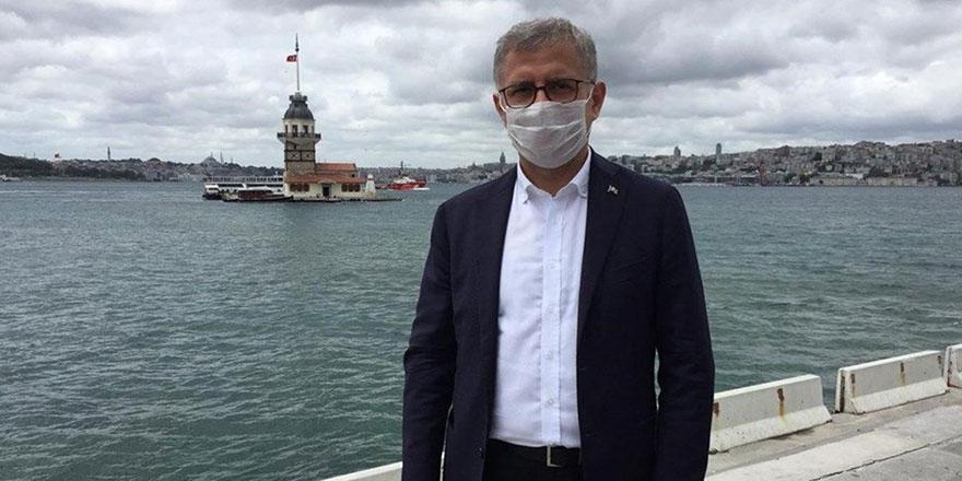 İstanbul'da bir belediye başkanı daha koronavirüse yakalandı