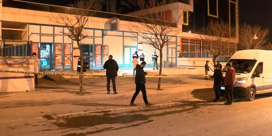 İstanbul'da bir markete el yapımı patlayıcı (EYP) atıldı