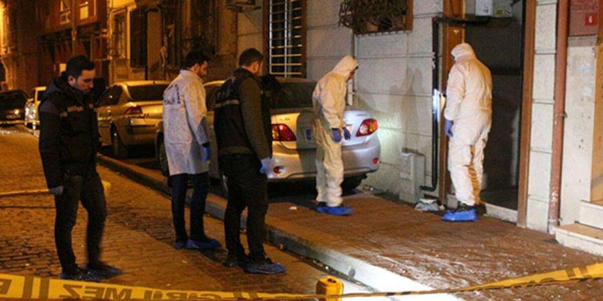 İstanbul'da kalaşnikoflu çatışma