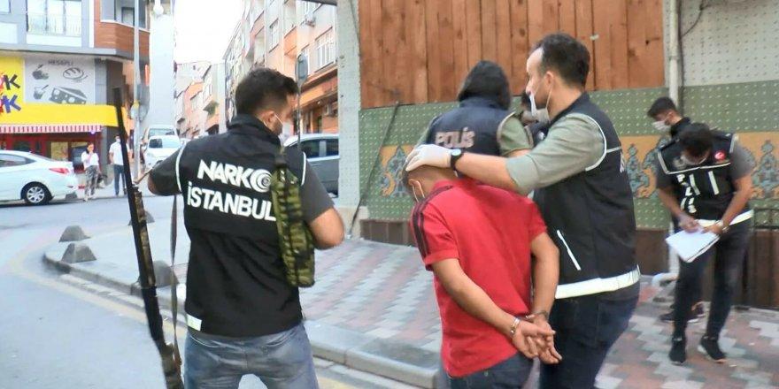 İstanbul'da operasyon: 35 adrese eş zamanlı baskın yapıldı