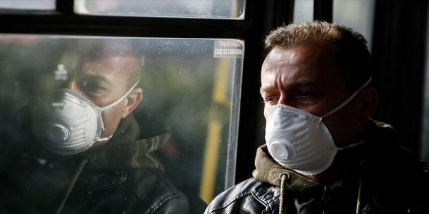 İstanbul'da toplu taşımada maske zorunluluğu