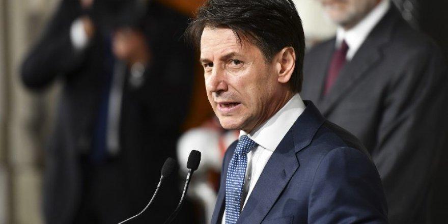 İtalya Başbakanı Conte öksürük krizine girdi