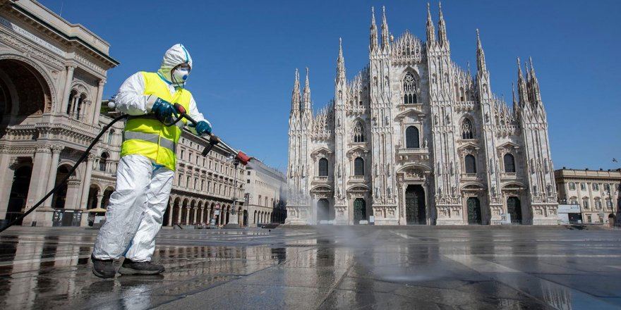 İtalya'da genel karantina çağrısı