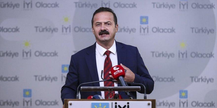 İYİ Parti Genel Başkan Yardımcısı Ağıralioğlu: HDP'yi problemli görüyoruz!