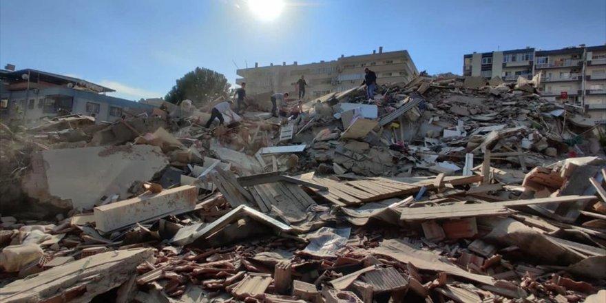 İzmir depremine yönelik küstahça paylaşım