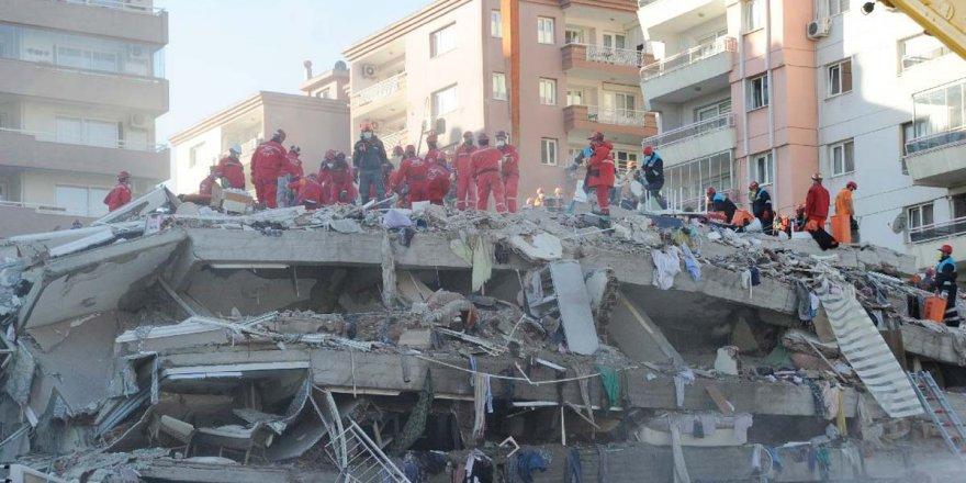İzmir'de ölü sayısı artarken iyi haberler de geliyor