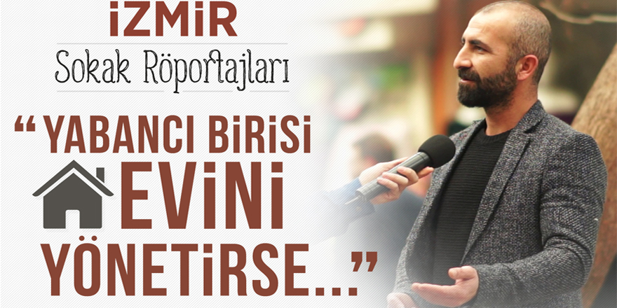 İzmir'de Sokak Röportajı, Tevhid Dergisi