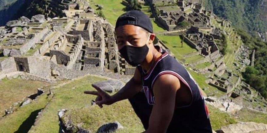 Japon turist, Machu Picchu için 7 ay izin bekledi