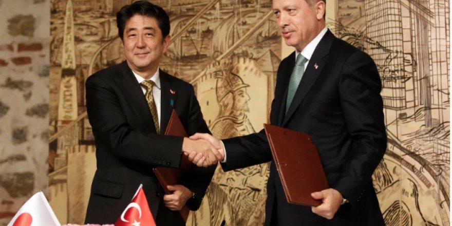 Japonya Başbakanı Abe: Türkiye'ye kredi vermeyi düşünüyoruz
