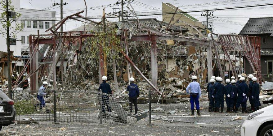 Japonya'da restoranda patlama: 1 ölü, 17 yaralı