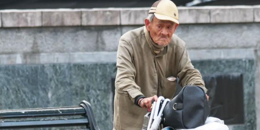 Japonya'da yaşlı nüfus rekor tazeledi