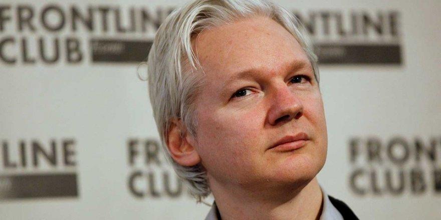 Julian Assange'ın kefaletle serbest bırakılma talebi reddedildi