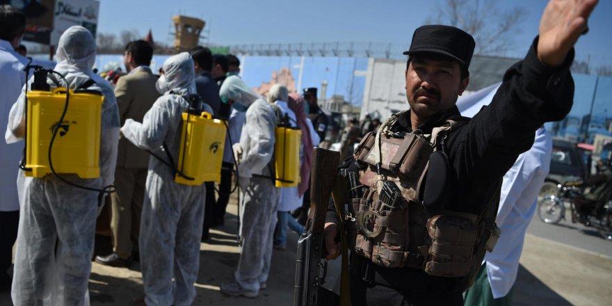 Kabil'de rastgele seçilen 500 kişiye test yapıldı