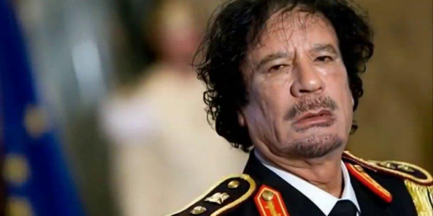 Kaddafi'nin kayıp servetinin izi Fransa'da yaşayan Türk çiftte bulundu
