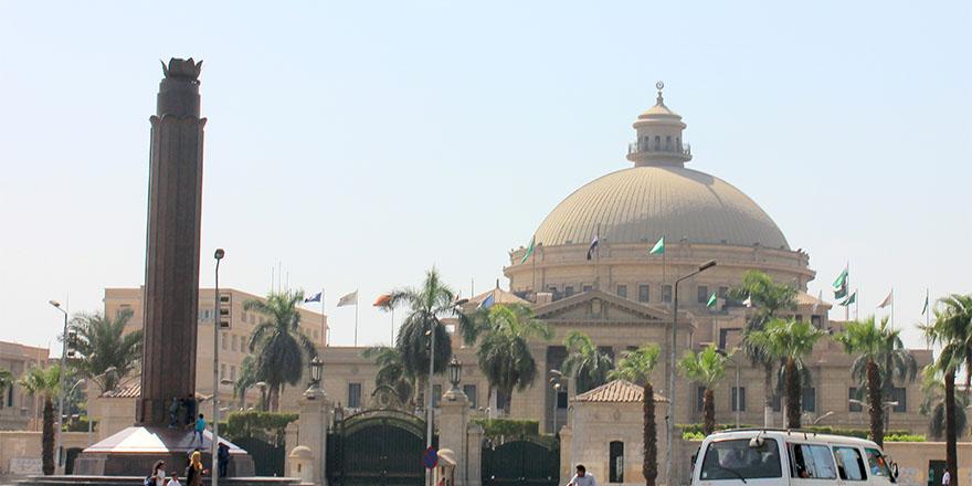Kahire üniversitesinde peçe yasağı