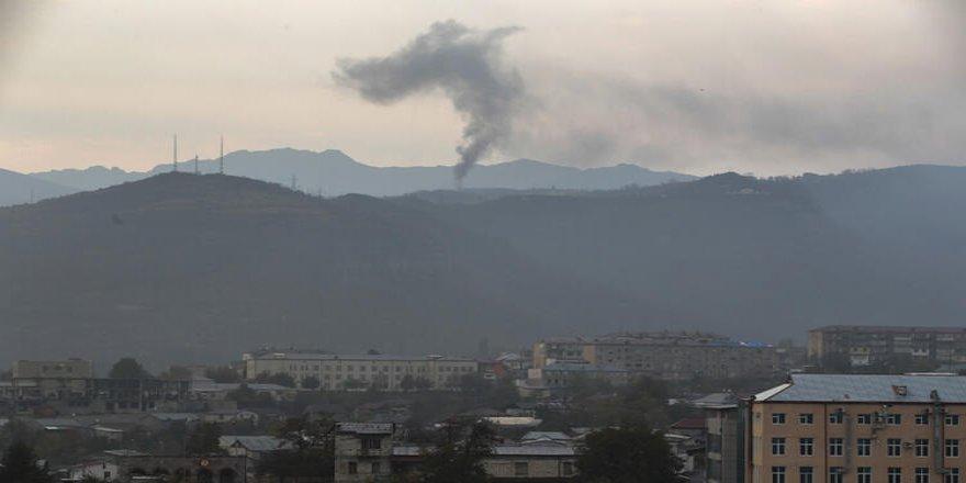 Karabağ'ın en önemli kenti Şuşa şehri işgalden kurtarıldı!