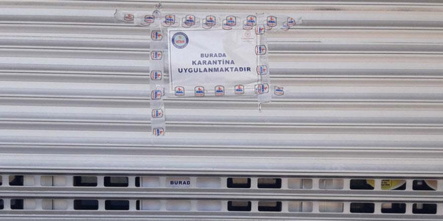 Kargo şubesi çalışanlarının testi pozitif çıktı