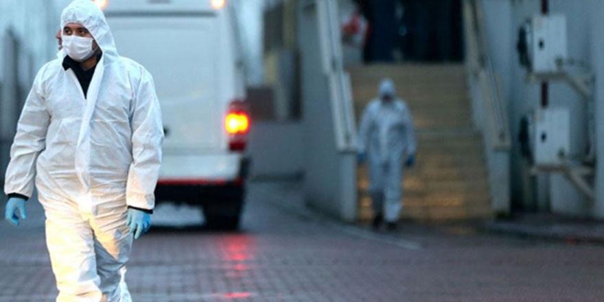 Kayseri'de koronavirüs tedavisi gören binbaşı hayatın kaybetti