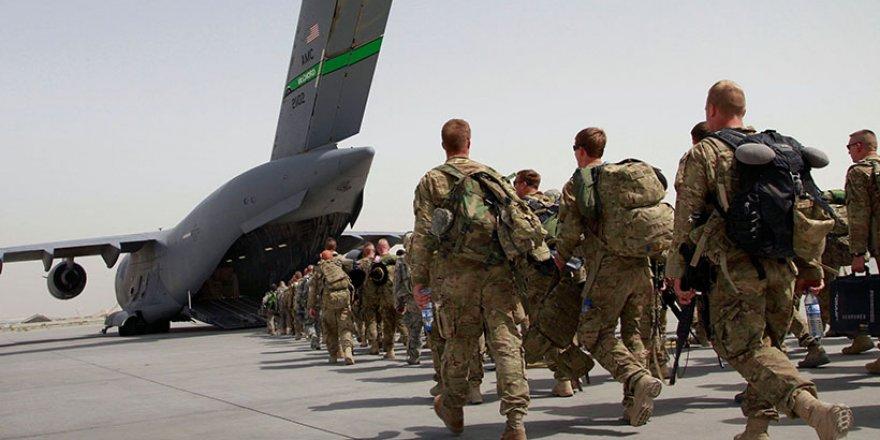 Kazımi: 2 bin 500 ABD askeri ülkeden çekildi
