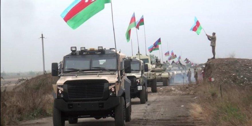 Kelbecer 27 yıl sonra yeniden Azerbaycan kontrolüne geçti