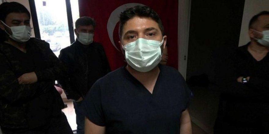 Kendisini muayene etmeyen doktoru gözaltına aldırdı!