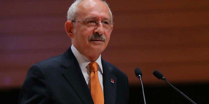 Kılıçdaroğlu: Erken seçimde Gelecek ve DEVA partilerine grup desteği veririz