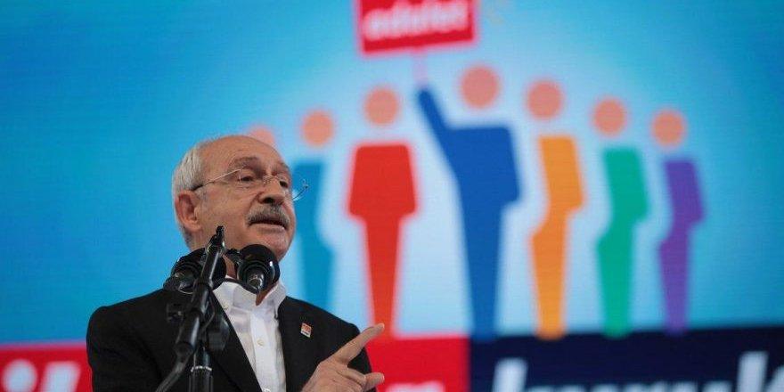 Kılıçdaroğlu'nun dokunulmazlığının kaldırılması için hazırlanan fezleke mecliste
