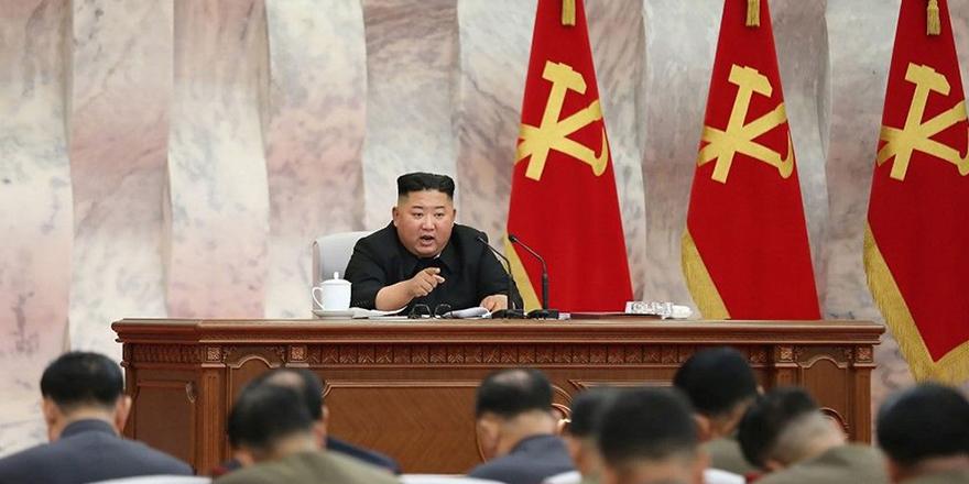 Kim Jong-un nükleer temalı toplantı düzenledi