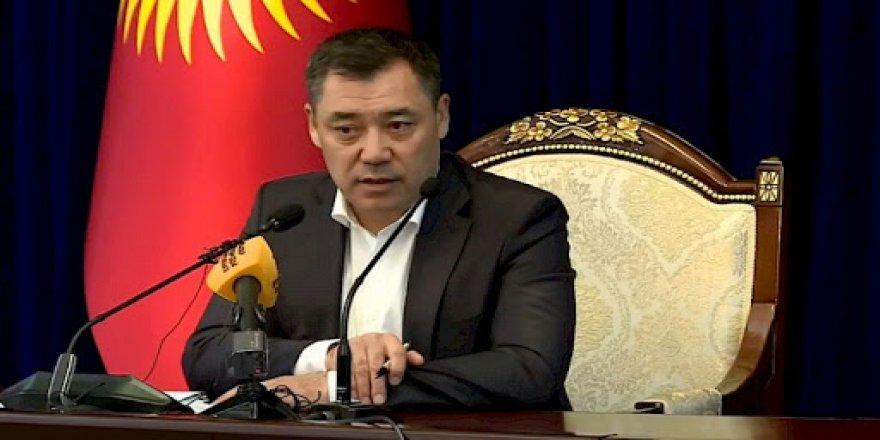 Kırgızistan'da yeni başbakan Sadir Caparov