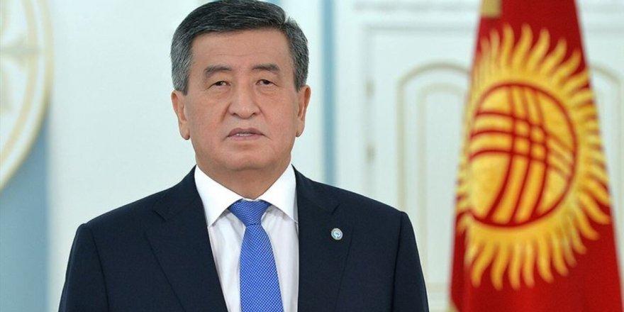 Kırgızistan'ın başkentindeolağanüstü hal ilan edildi