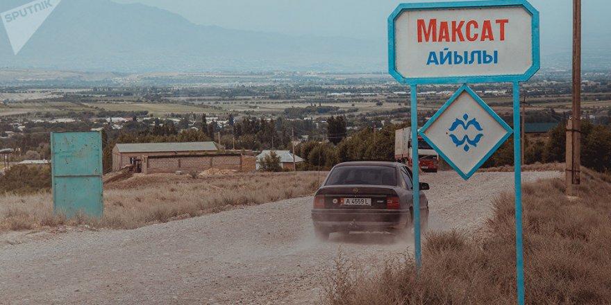 Kırgızistan'la Tacikistan arasındaki Batken bölgesine özel statü