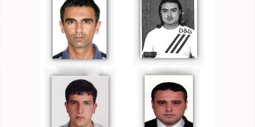 Kırmızı bültenle aranan 4 kişi farklı ülkelerden Türkiye'ye iade edildi