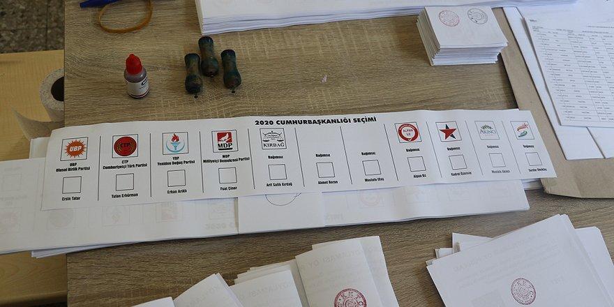 KKTC'de seçim ikinci tura kaldı