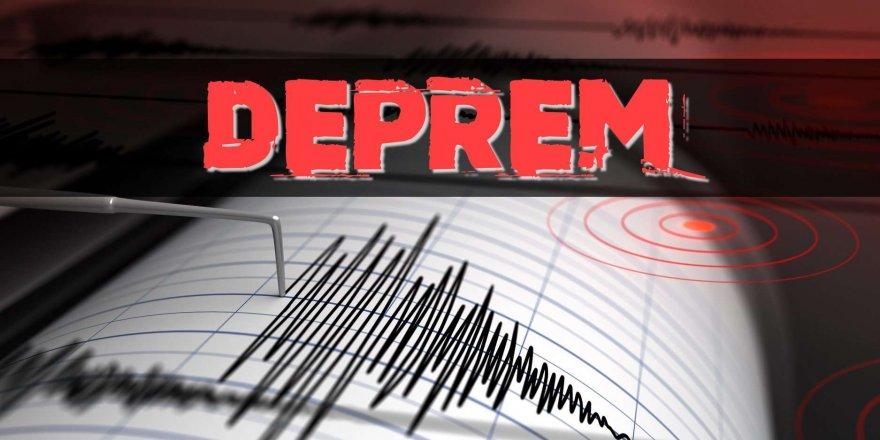 Kolombiya'da 5,1 büyüklüğünde deprem!