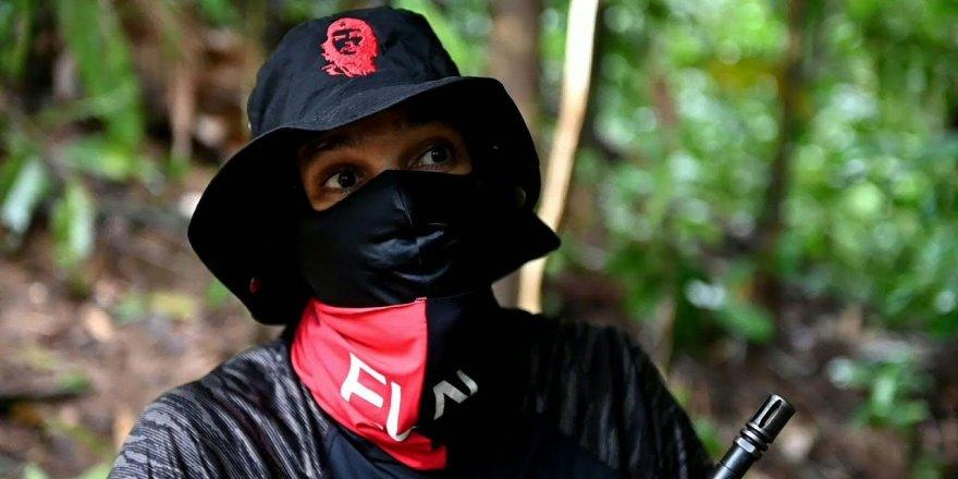 Kolombiya'da ELN'nin sembol komutanı öldürüldü