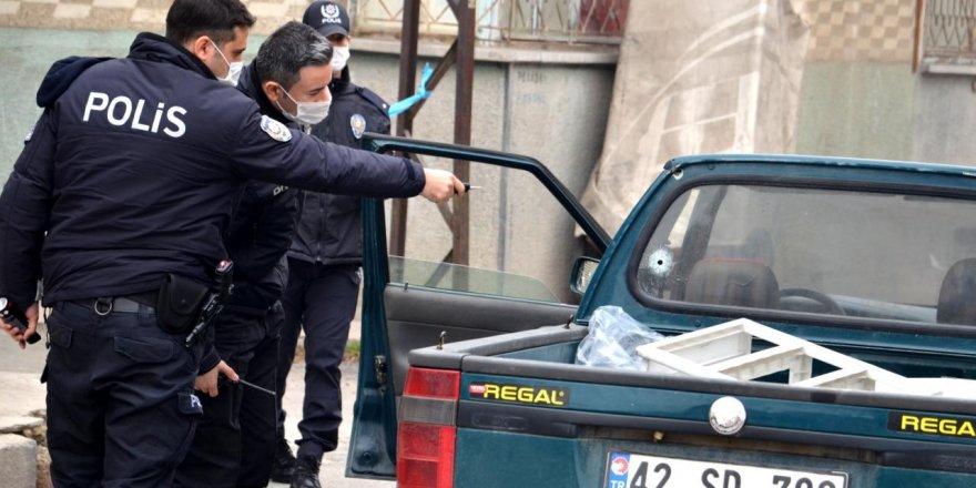 Konya'da silahlı saldırıya uğrayan kişi hayatını kaybetti