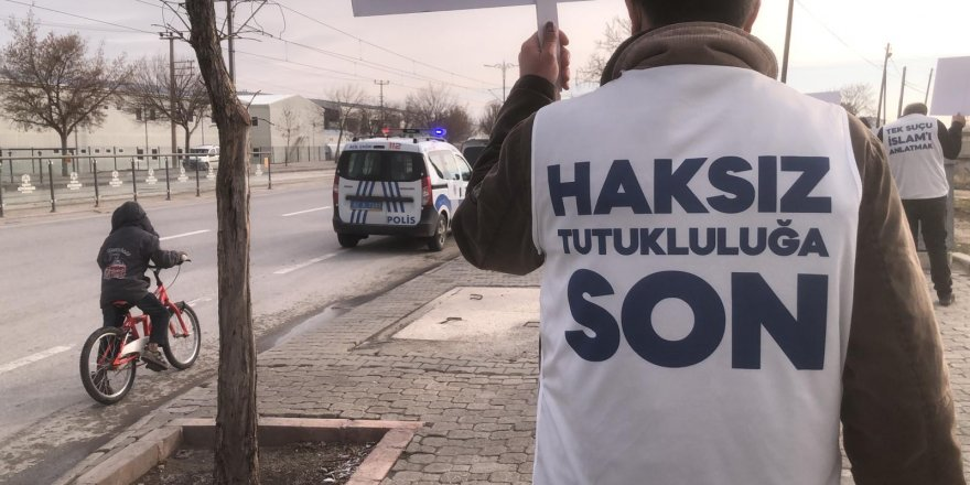 Konya'daki yürüyüş olaysız bir şekilde dağıldı
