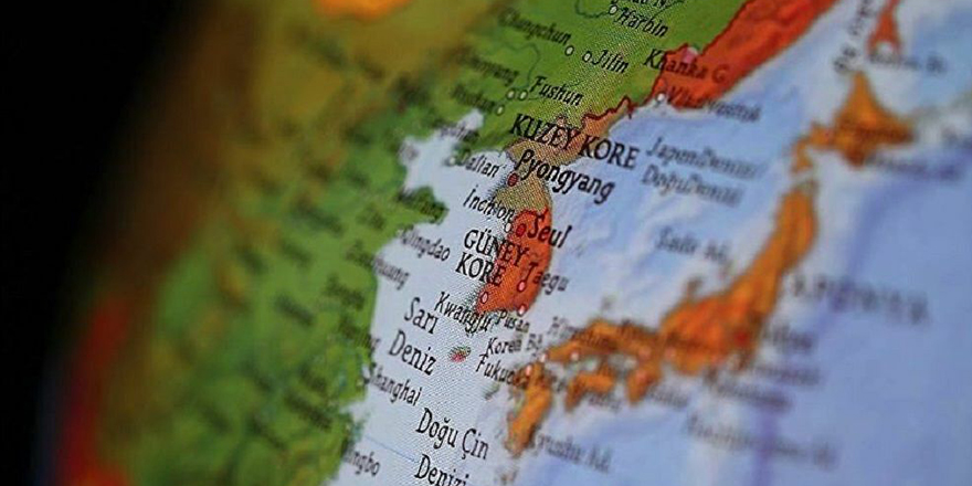 Kore sınırında karşılıklı ateş açıldı