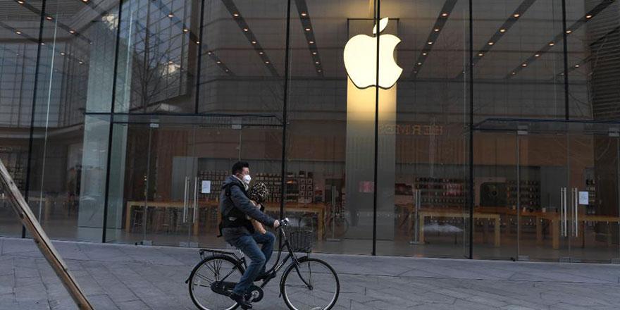 Koronavirüs Apple'ı vurdu!
