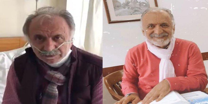 Koronavirüs tedavisi gören  Prof. Dr. Cemil Taşçıoğlu hayatını kaybetti