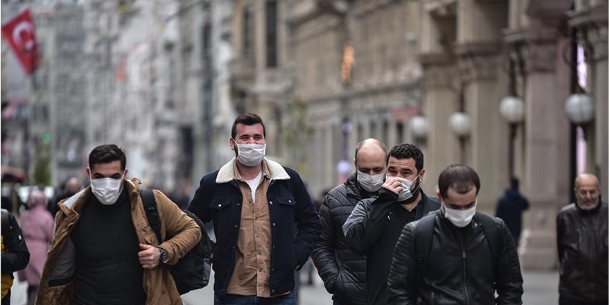 Koronavirüsten ölenlerin sayısı 125 arttı