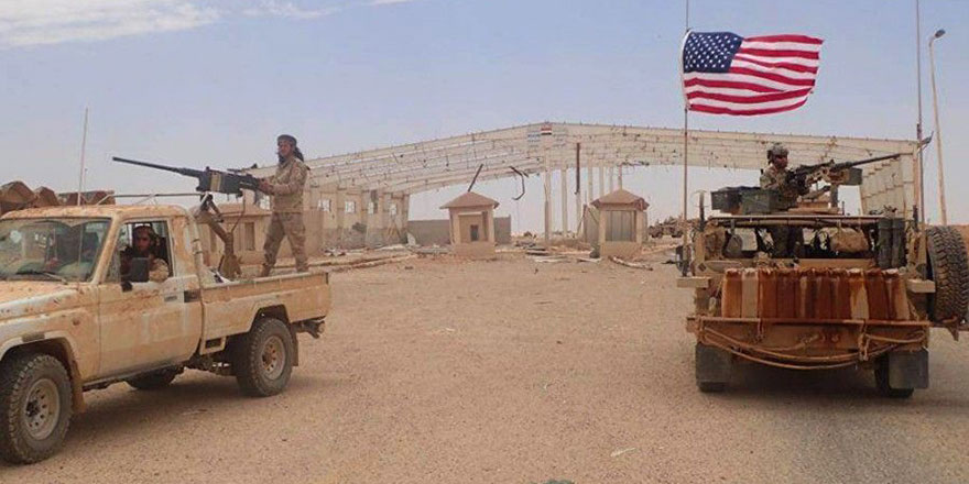 Koronavirüsü hafife alan ABD'nin aklı Suriye petrollerinde