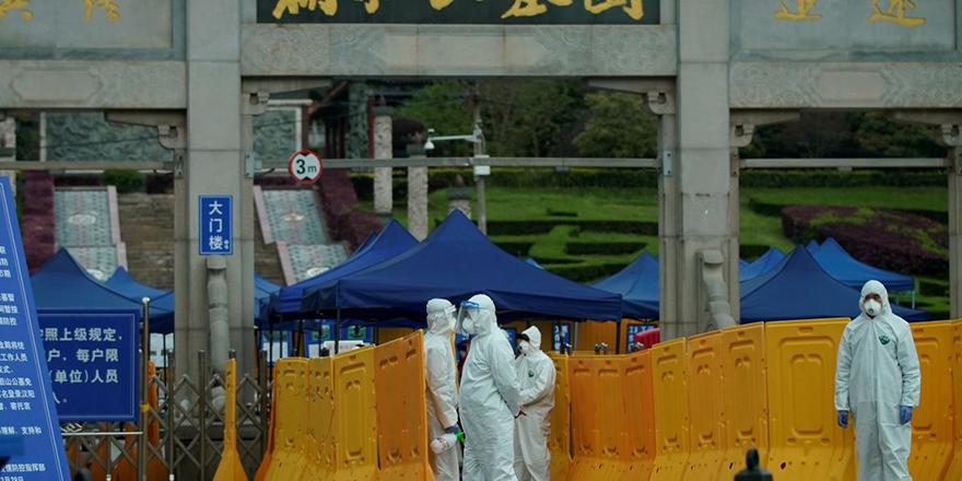Koronavirüsün kaynağı Wuhan'da karantina sonlandırıldı