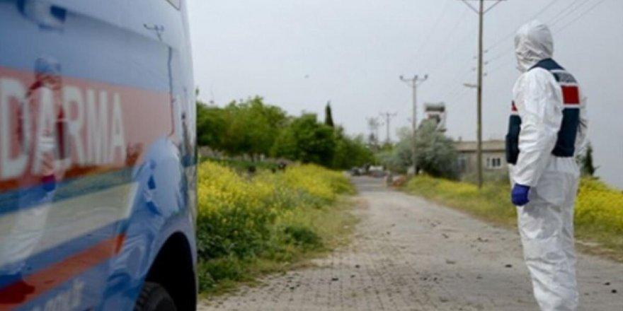 (Kovid-19) nedeniyle bir köy daha karantinayaalındı