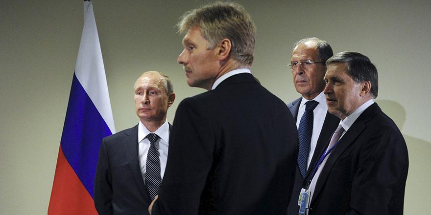 Kremlin duyurdu: Putin ve Erdoğan telefonda görüştü